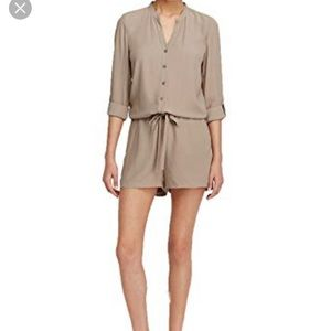 Eileen Fisher: the Fisher Project Silk Romper